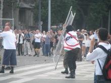 Anti-gay protestors (2008).