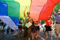 Gay Parade Post Photo