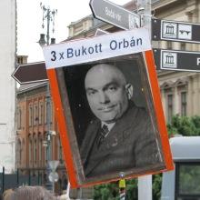 Orbán-Rákosi sign.