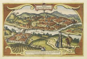 The capital of Ottoman Hungary: Budin, 1617.