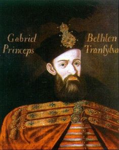 Prince of Transylvania Gábor Bethlen.