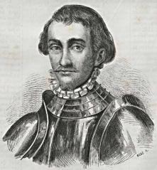 The first Prince of Transylvania: János Zsigmond Szapolyai.