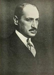 Count Mihály Károlyi.