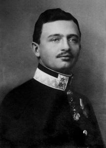 King Charles IV of Hungary.