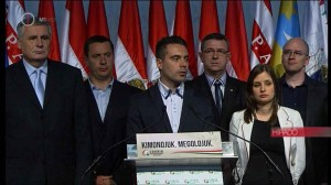 Jobbik officials on election night: why so glum?