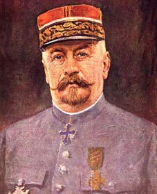 General Henri Berthelot.