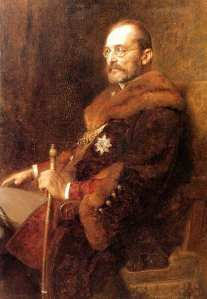 Two-time Dual Monarchy-era Prime Minister of the Kingdom of Hungary István Tisza.