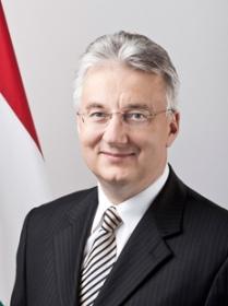 KDNP President Zsolt Semjén.