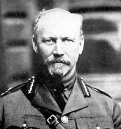 Lieutenant-General Jan Smuts of South Africa.