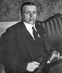 Hungarian Soviet Republic leader Béla Kun.