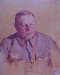 Hungarian Red Army commander Aurél Stromfeld.