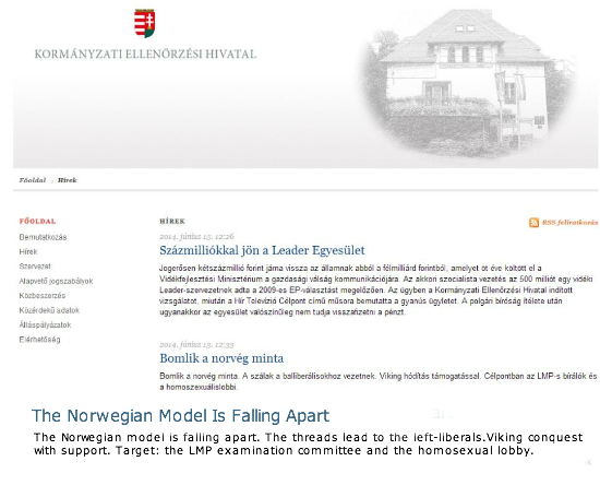 Norwegian Fund Good for Post