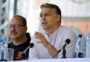 Prime Minister Viktor Orbán.