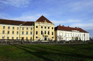 The former Carmelite Monastery