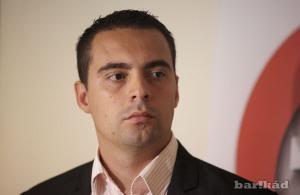 Jobbik President Gábor Vona.
