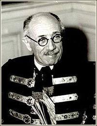 Prime Minister Pál Teleki.