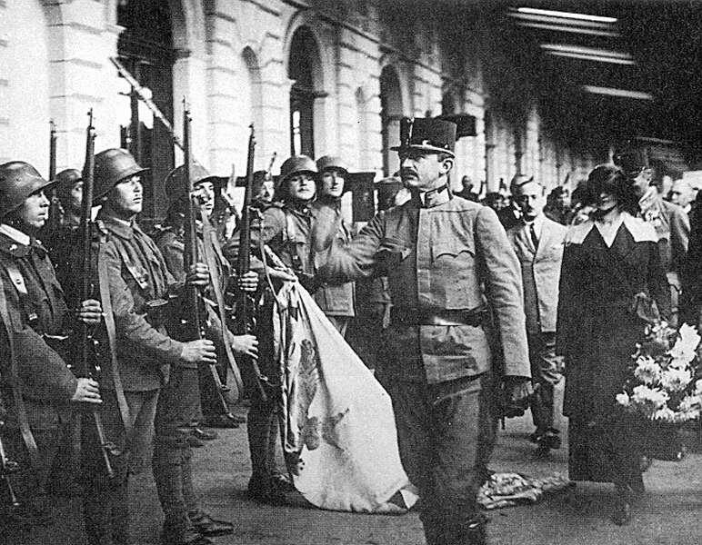first fascist system in hungary-1920 ile ilgili görsel sonucu