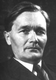 Author László Németh.