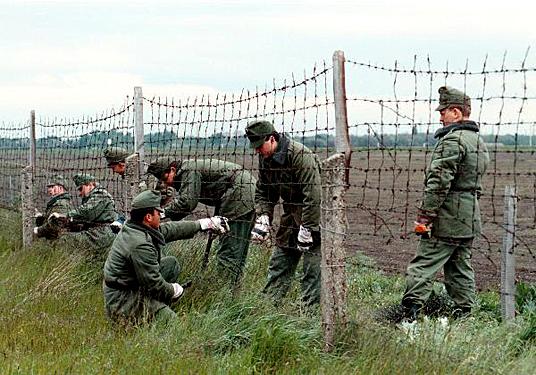öffnung Grenze österreich