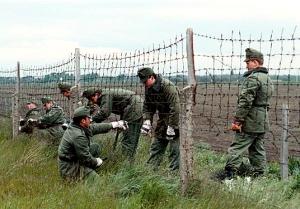 Öffnung der ungarisch-österreichischen Grenze 1989
