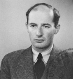 Swedish diplomat Raoul Wallenberg.