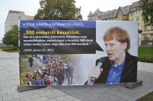 """LIberal Party President Gábor Fodor: """"We're talking about 500 people."""""""