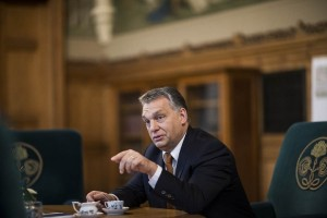 Prime Minister Viktor Orbán (source: Magyar Idők).