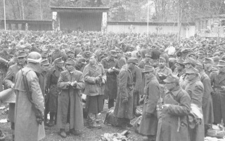 Hungarian Royal Army POWs in U.S. captivity.
