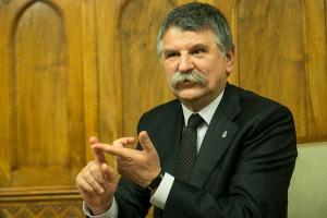 National Assembly Speaker László Kövér (source: PestiSrácok.hu)