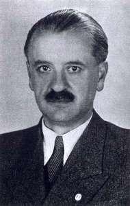 President Zoltán Tildy.