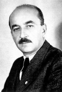 Prime Minister Ferenc Nagy.