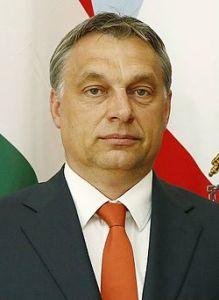 Fidesz President Viktor Orbán.