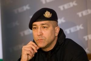 TEK Director János Hajdu.