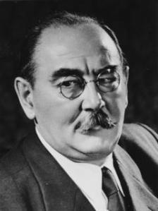 Prime Minister Imre Nagy.