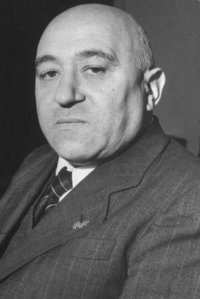 Hungarian Workers' Party General Secretary Mátyás Rákosi.