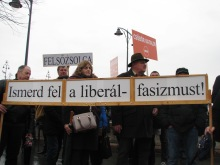 """Recognize Liberal-Fascism!"""